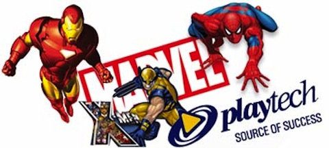 Play Slots Marvel PlayTech