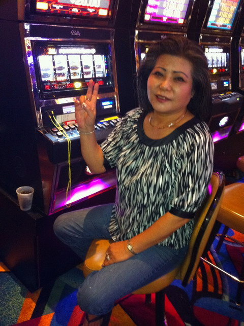 Slot machines tricks family member gambling problem