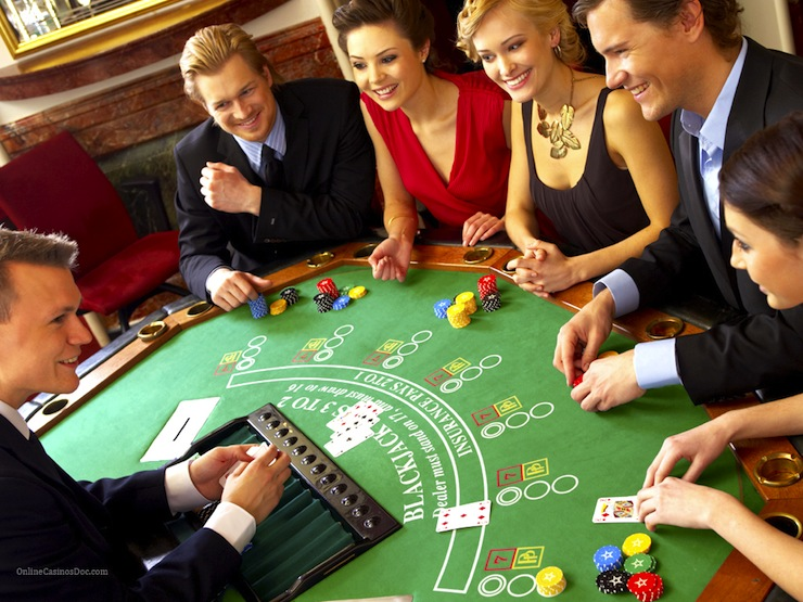 Play BlackJack in the online csino
