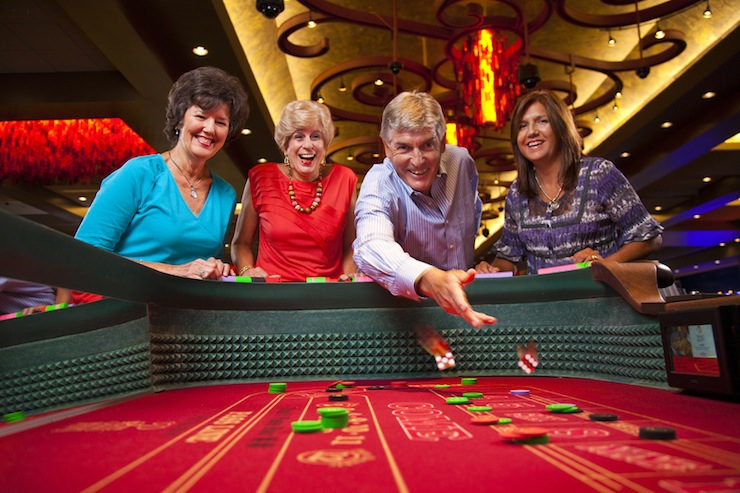 Play Craps right now!