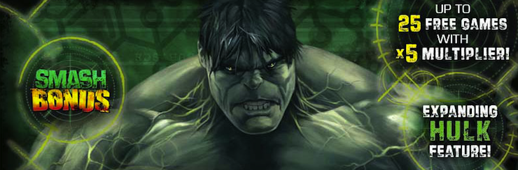 free 3d casino slots the hulk actor name