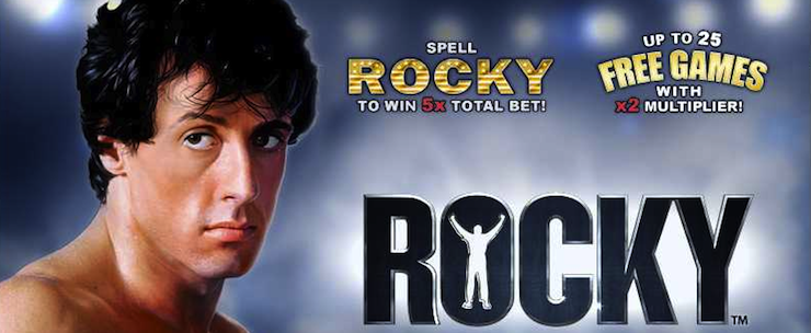 Slot Rocky for real game